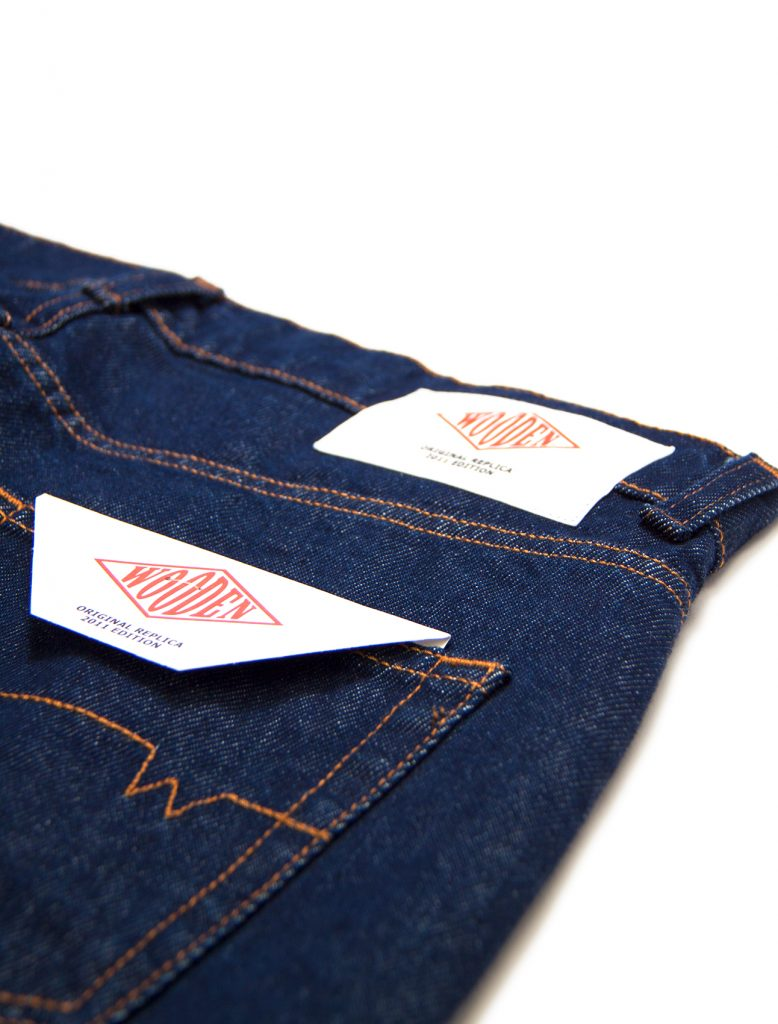 Jeans Replica '11 Blue | Wooden Store