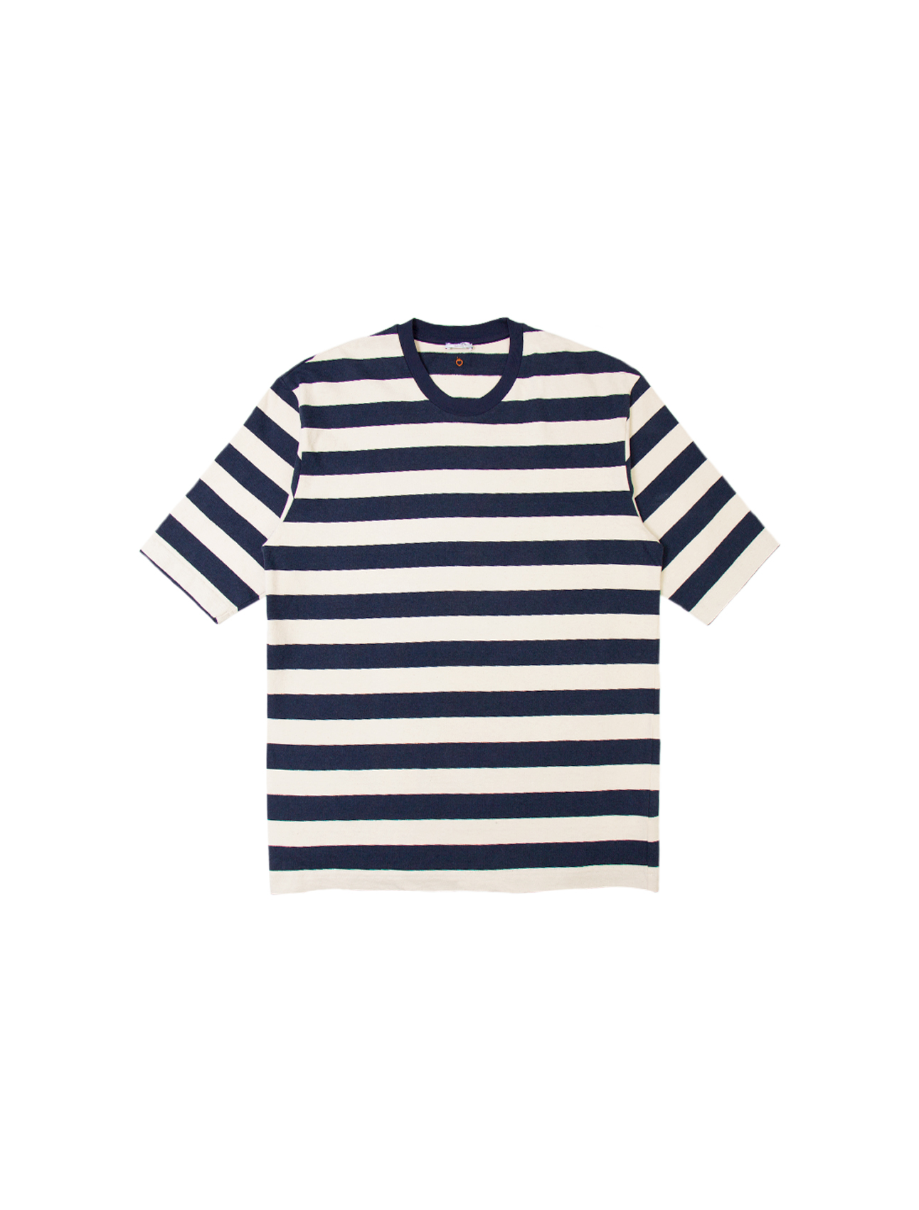 T-Shirt a righe Blu | Wooden Store