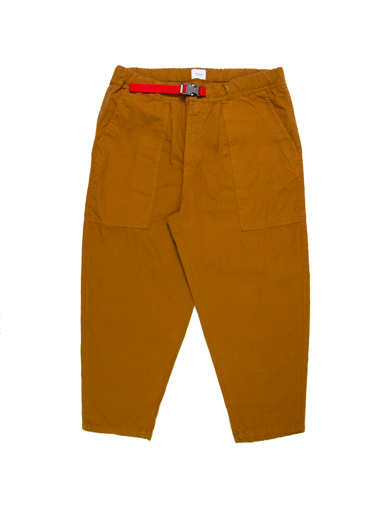 Pantalone Fatigue Cammello | Wooden Store