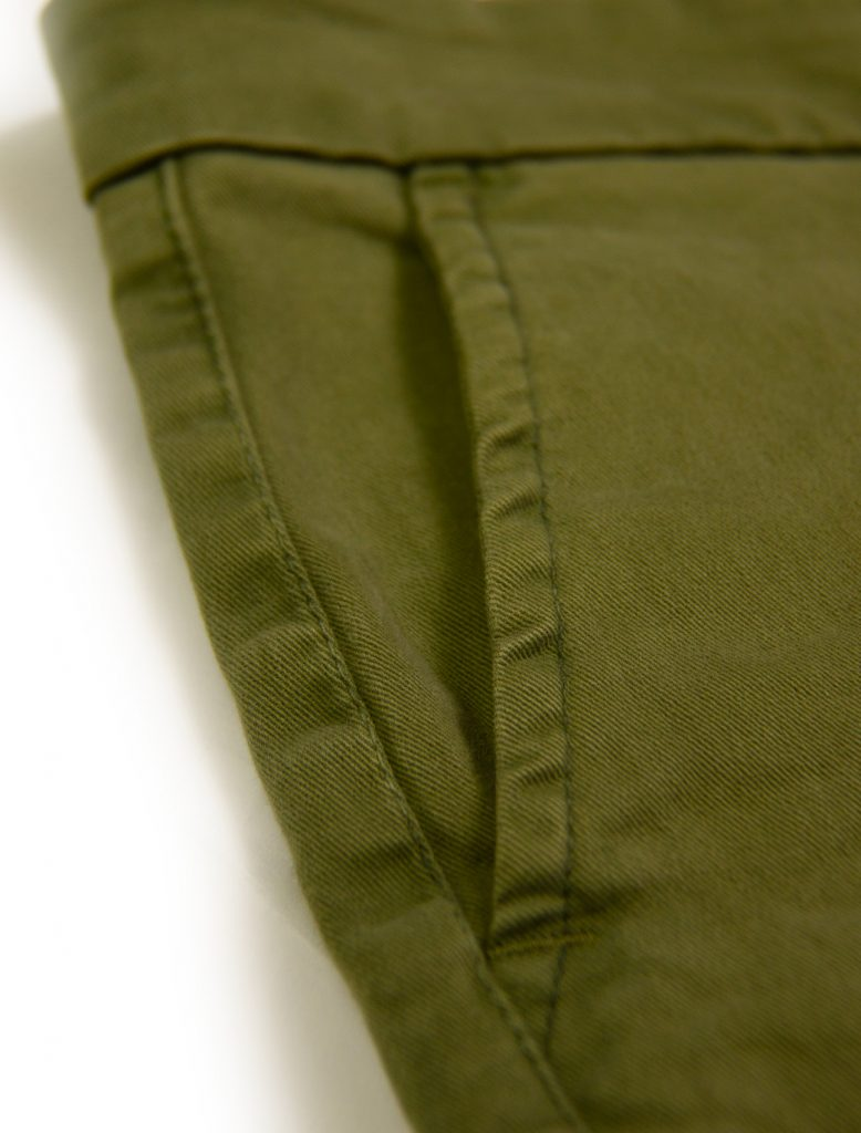 Pantaloni London Verde | Wooden Store