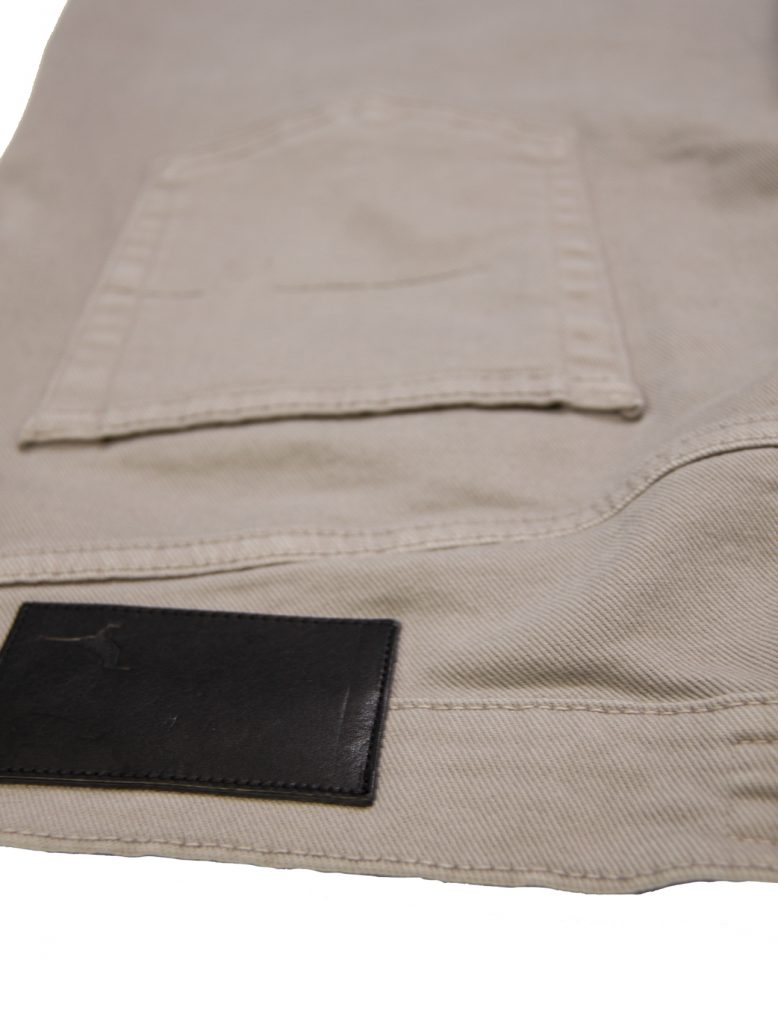 Pantaloni Regular Grey | Wooden Store