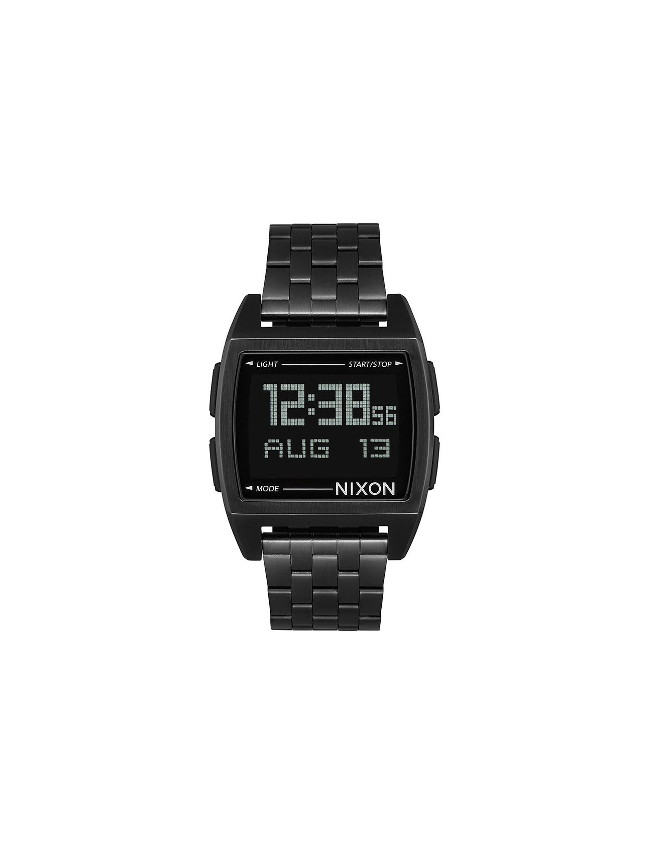 Nixon Base All Black | Wooden Store