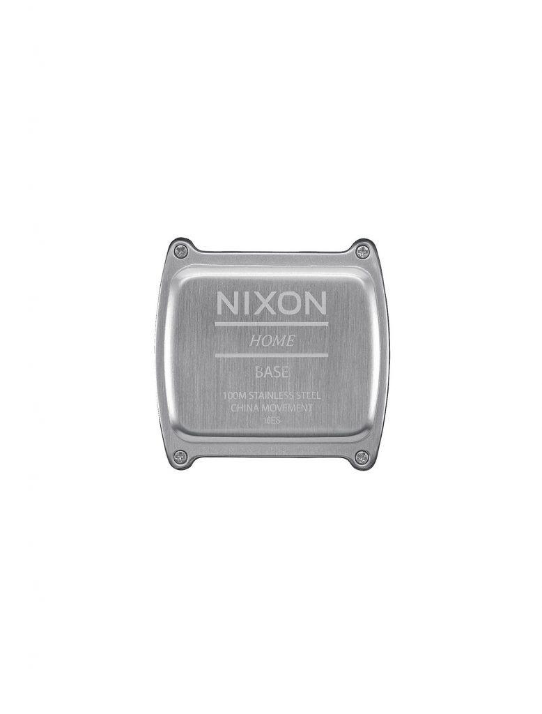 Nixon Base Black | Wooden Store