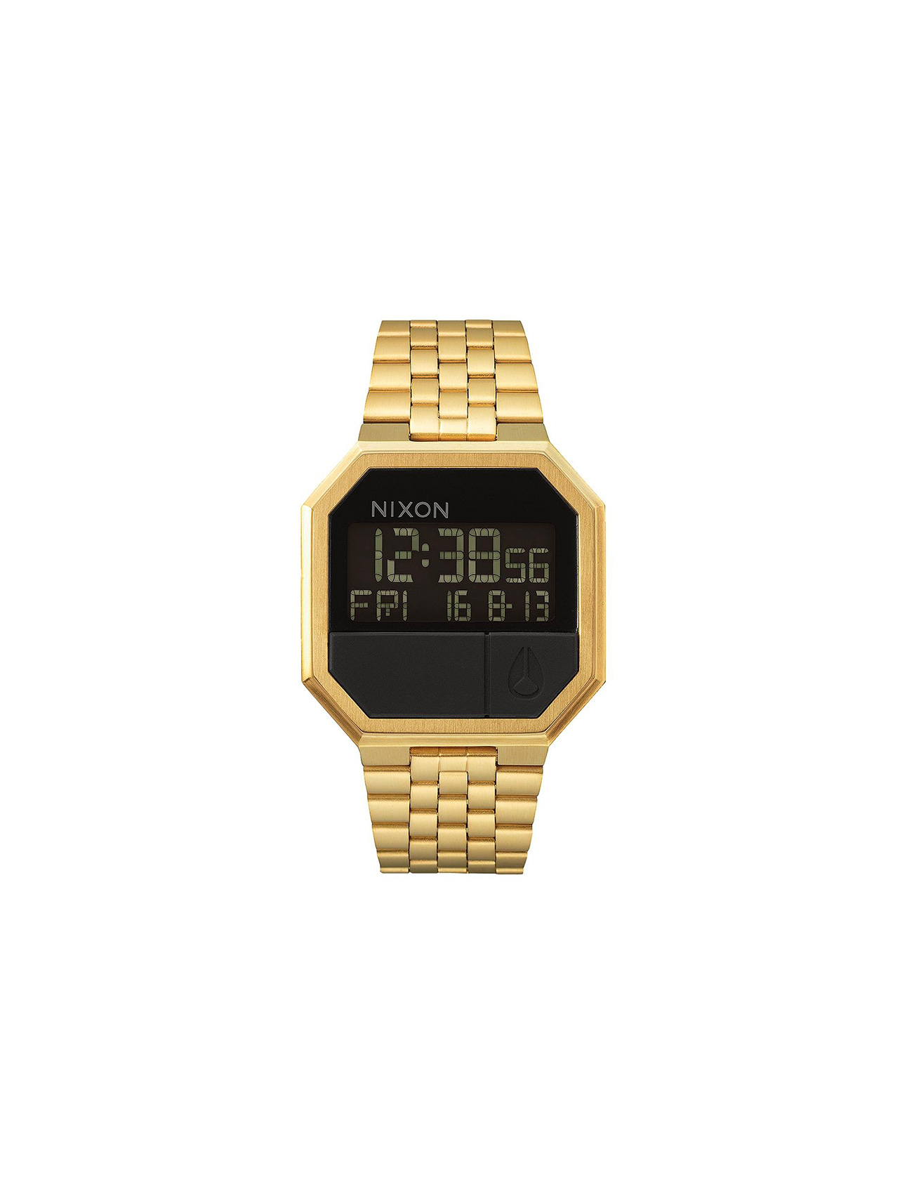 Nixon Re-Run All Gold | Wooden Store