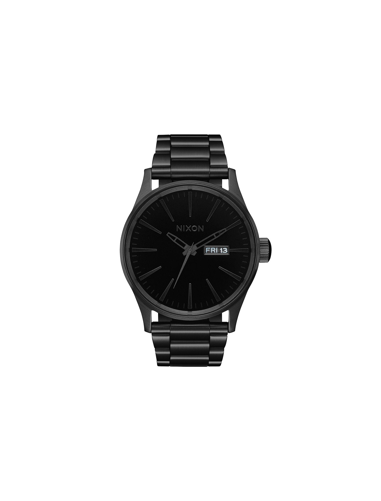 Nixon Sentry SS All Black/ Black | Wooden Store