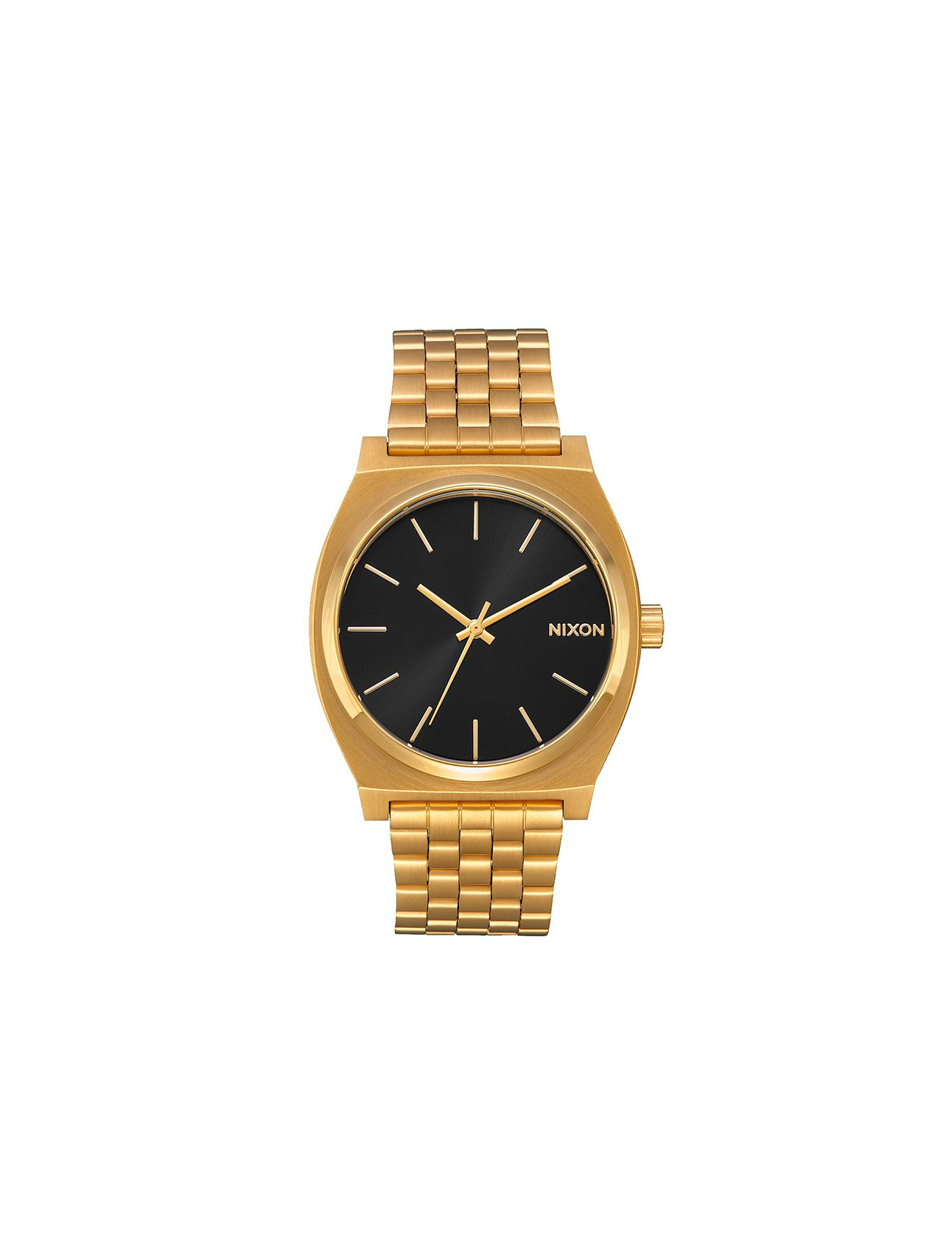 Nixon Time Teller All Gold/ Black Sunray | Wooden Store