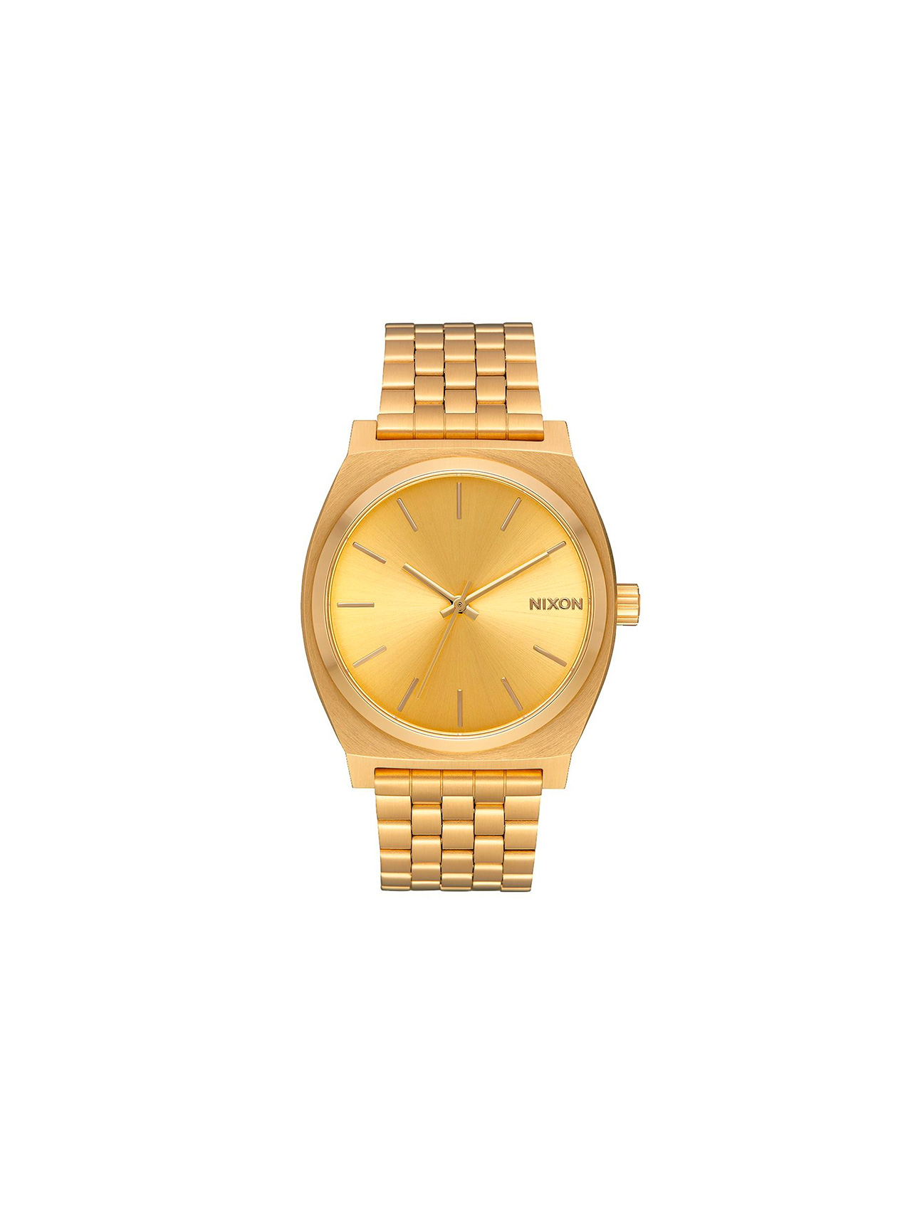Nixon Time Teller All Gold/ Gold | Wooden Store