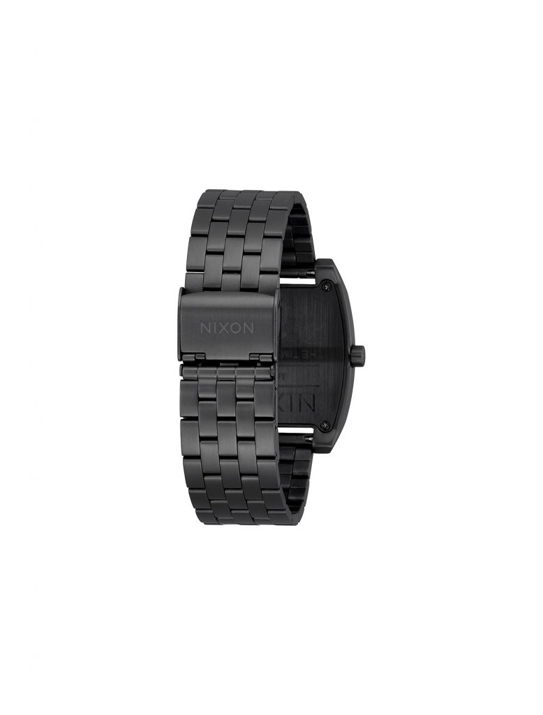 Nixon Time Tracker All Black | Wooden Store