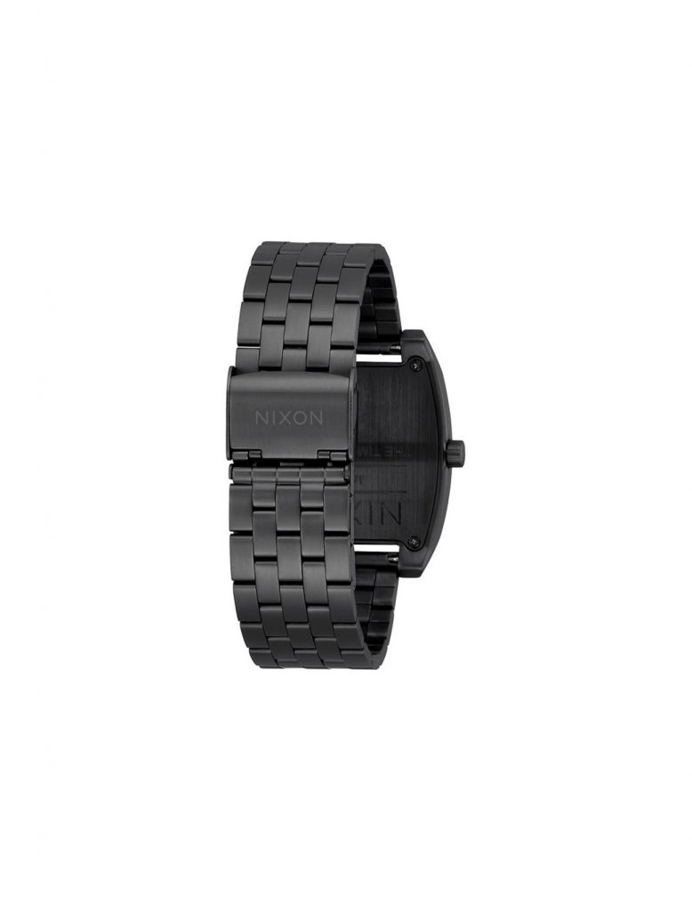 Nixon Time Tracker Black/ White | Wooden Store