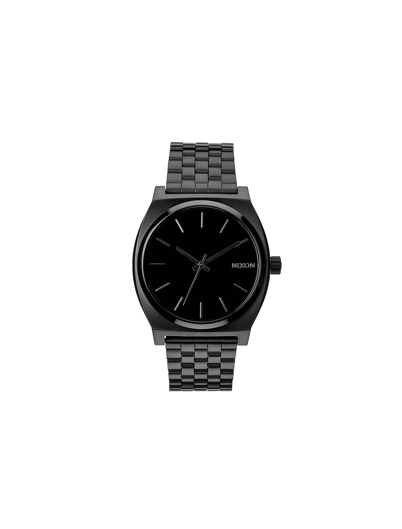 Nixon Time Teller All Black | Wooden Store