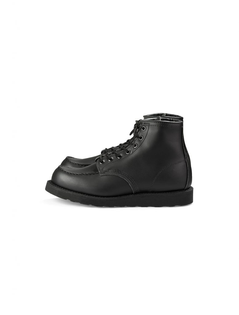 Red Wing 8137 Moc Black Chrome | Wooden Store