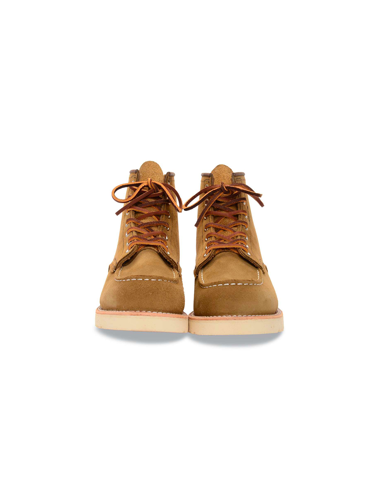 Red Wing 8881 Classic Moc Toe Olive | Wooden Store