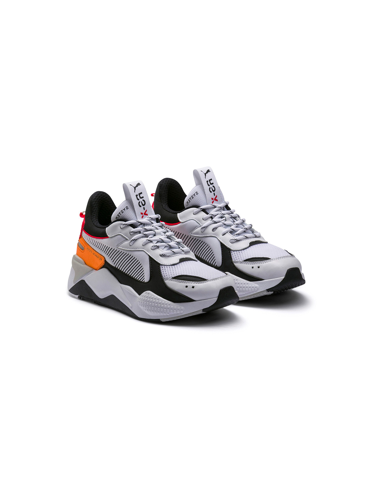Puma Rs-X Tracks White-Black | Wooden Store