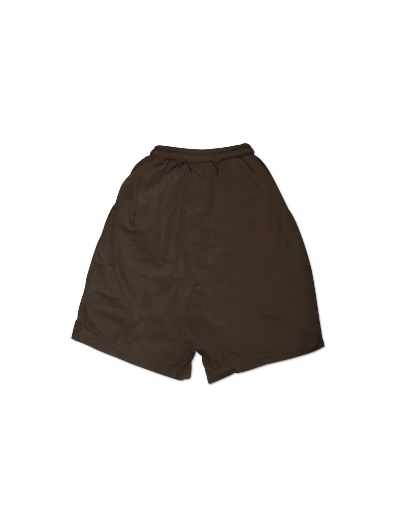 Basket Short Marrone | Wooden Store