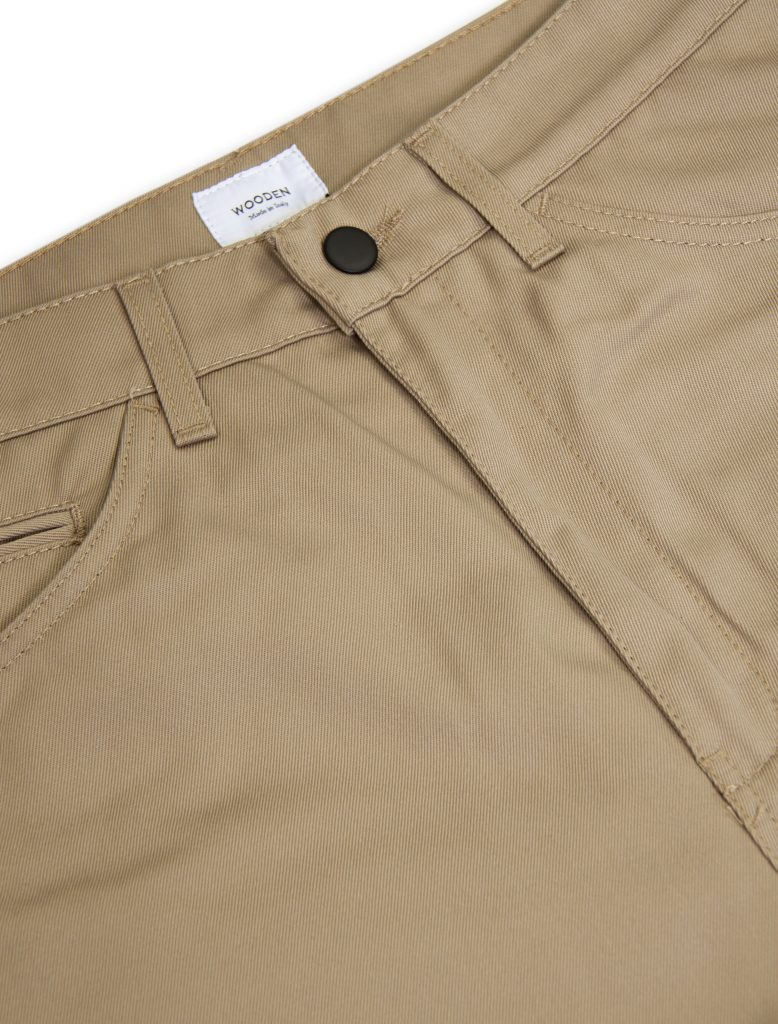Japan Short Khaki | Wooden Store