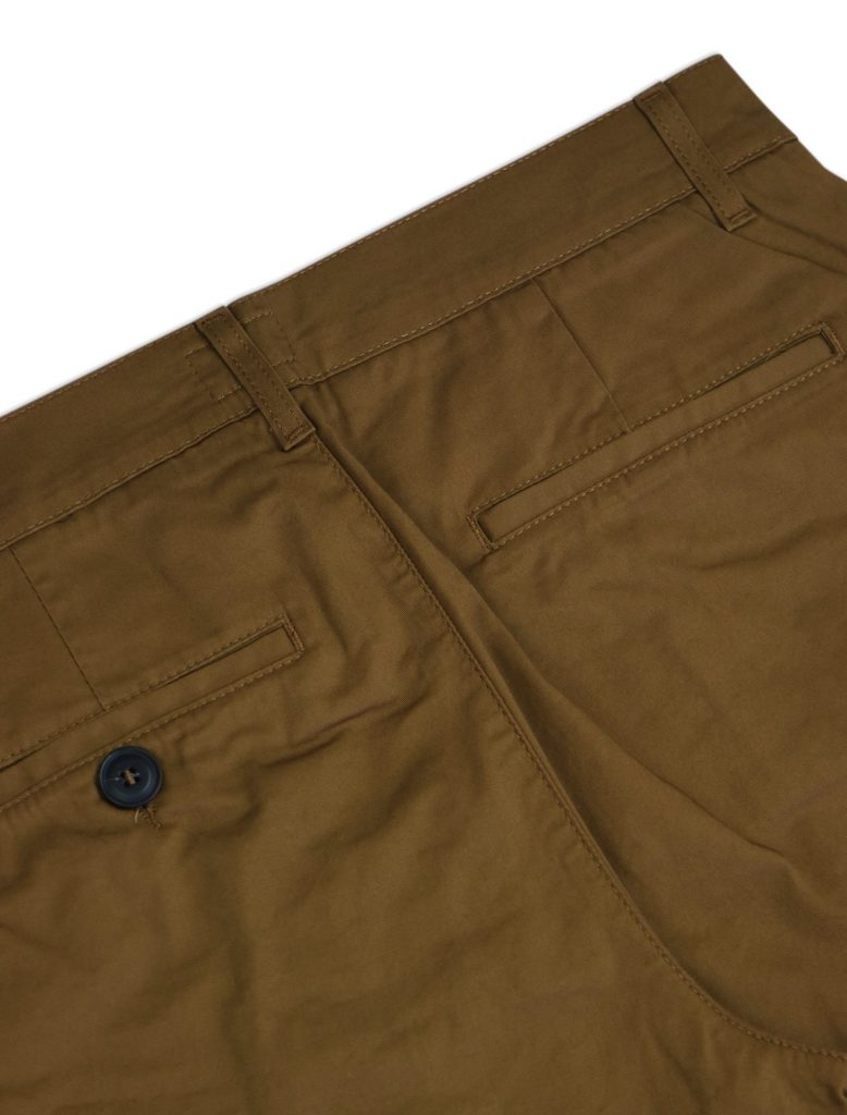Chino Short Tabacco | Wooden Store