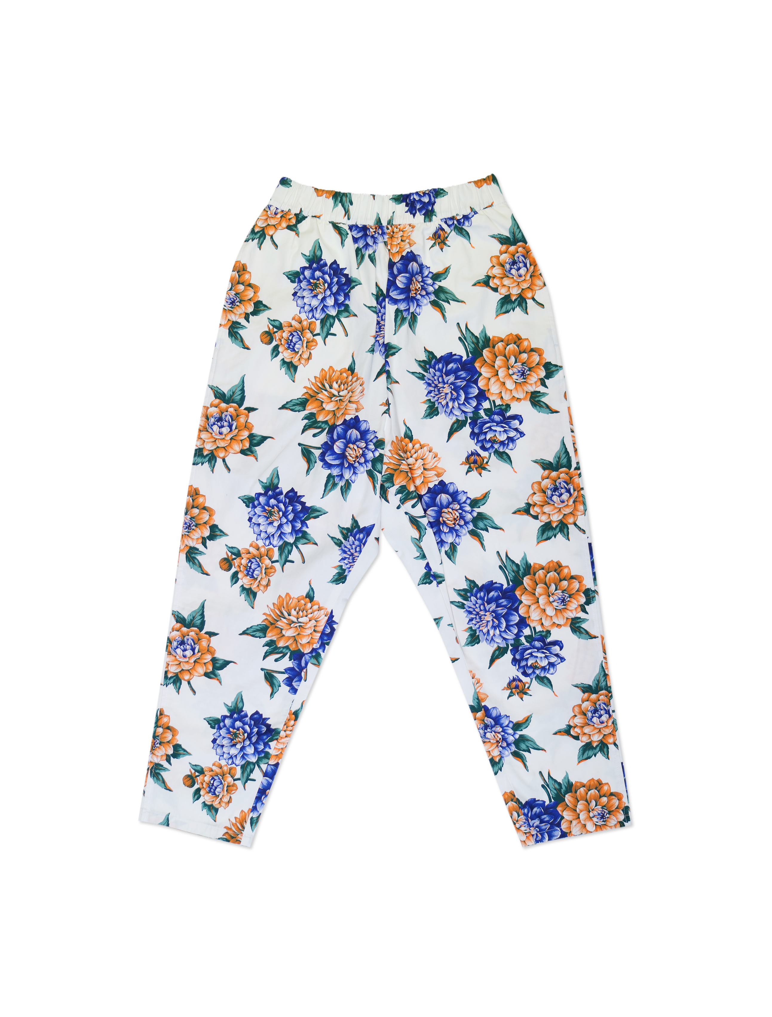 Easy Pant Flowers | Wooden Store