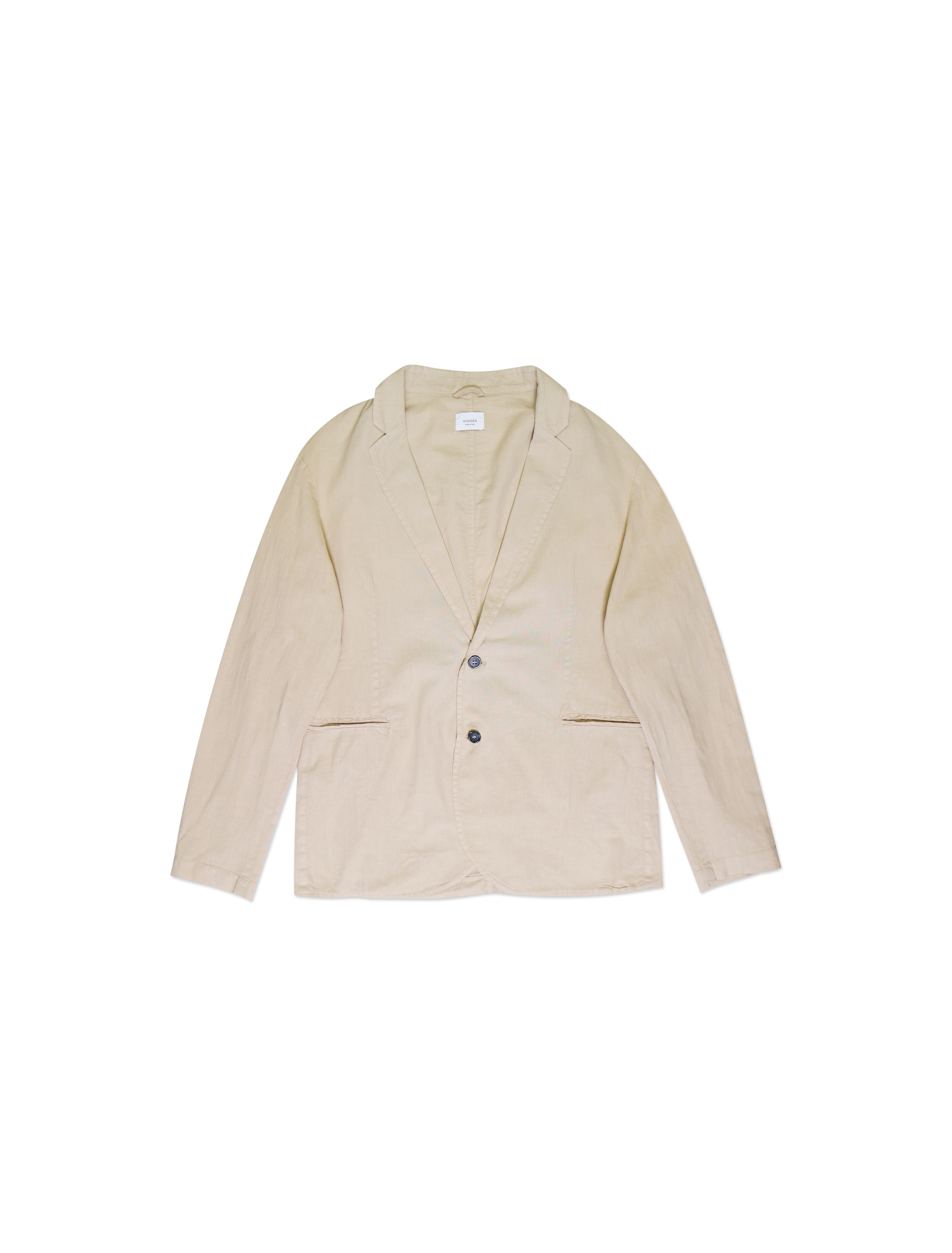 Giacca Beige   Wooden Store