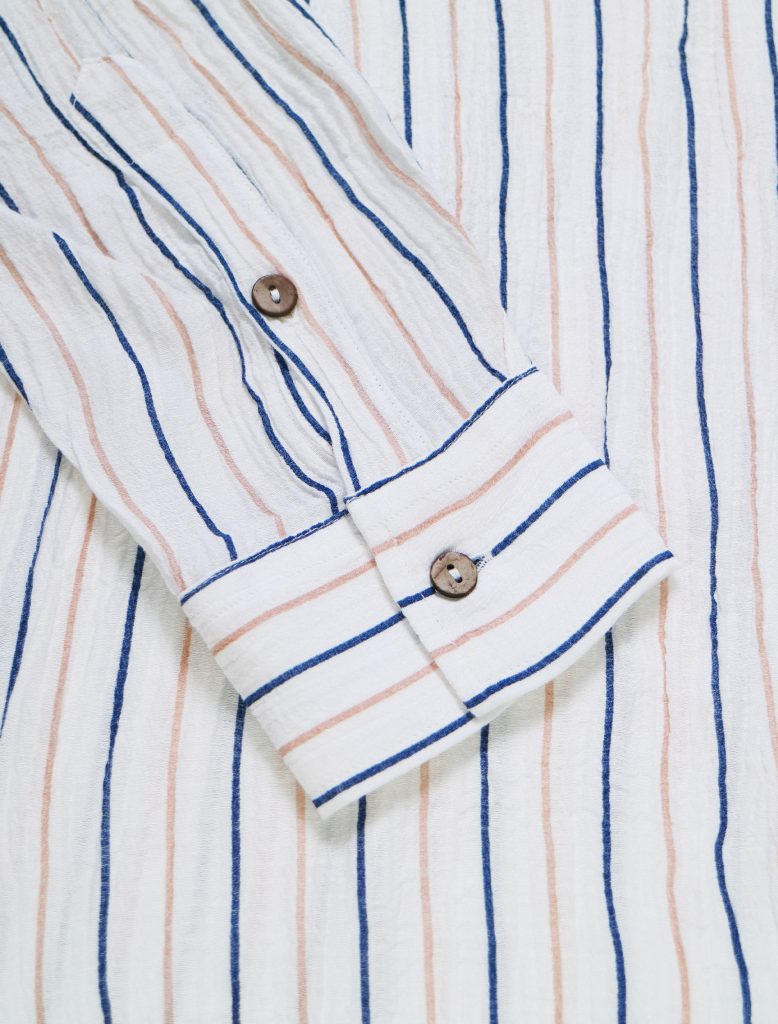 Camicia Bianca Righe | Wooden Store