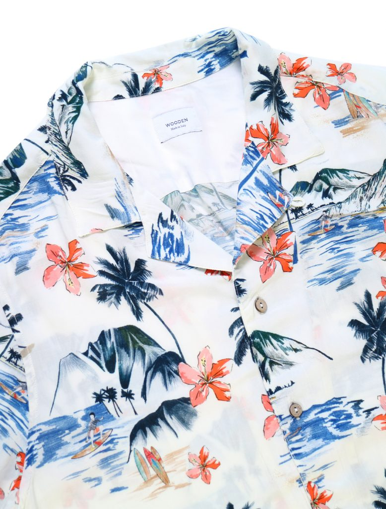 Camicia Hawaii | Wooden Store