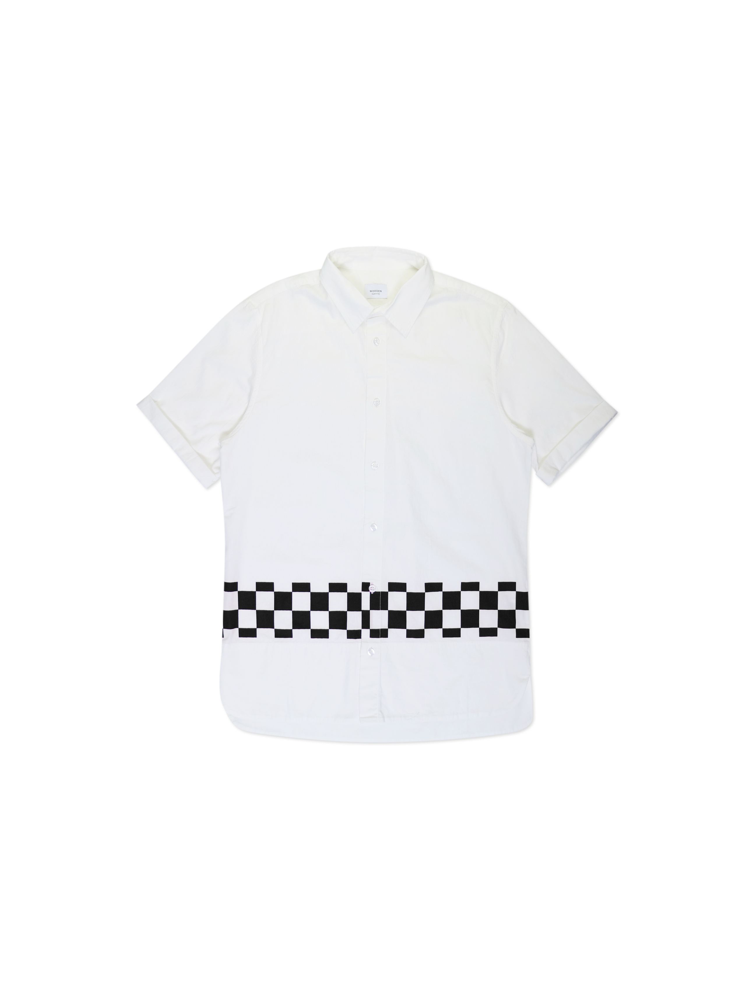Camicia Racer Nera | Wooden Store