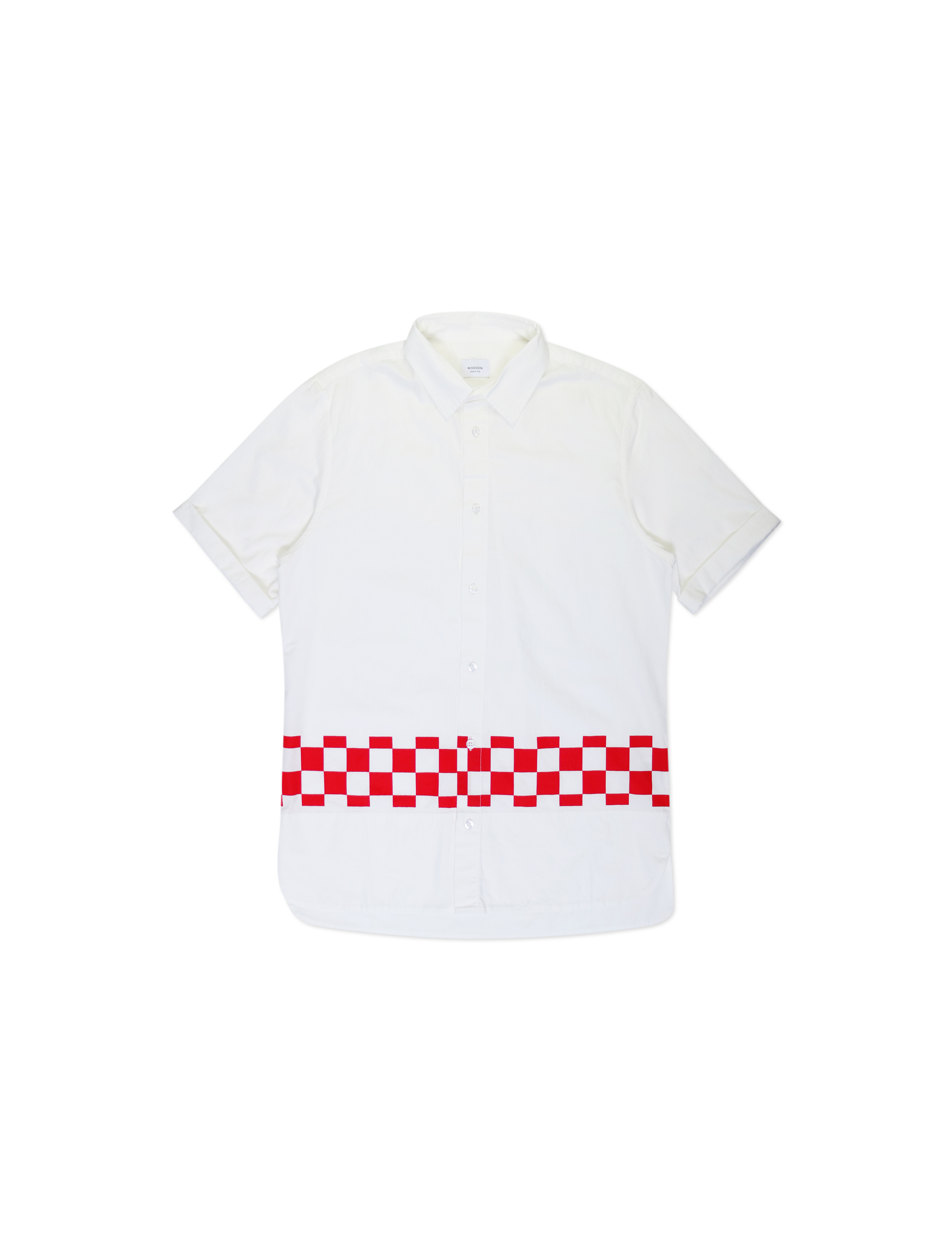 Camicia Racer Rossa   Wooden Store