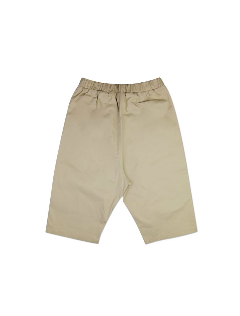 Easy Short Beige | Wooden Store