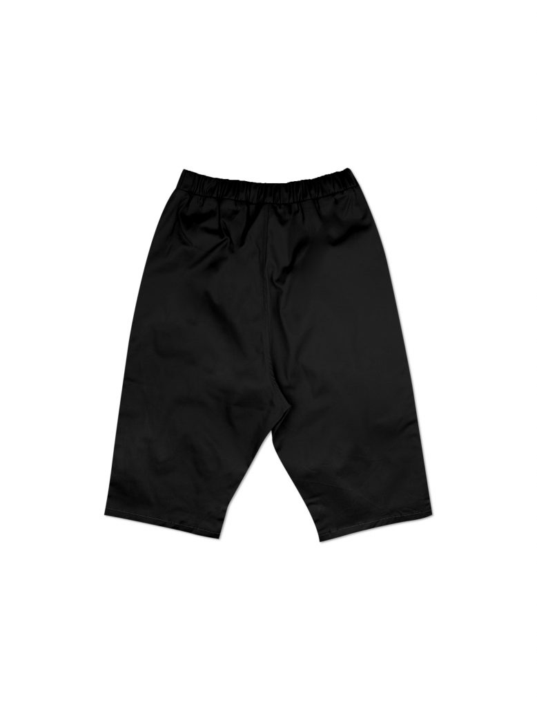 Easy Short Nero | Wooden Store
