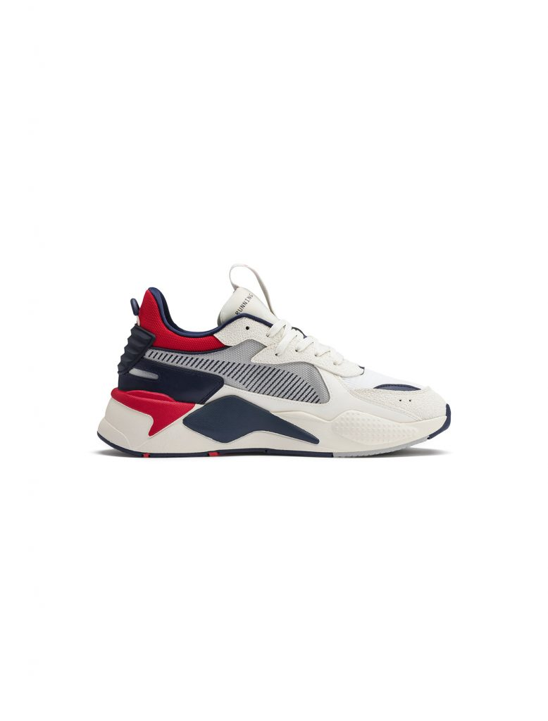 Puma Rs-X Tracks Whisper White-Peacoat | Wooden Store
