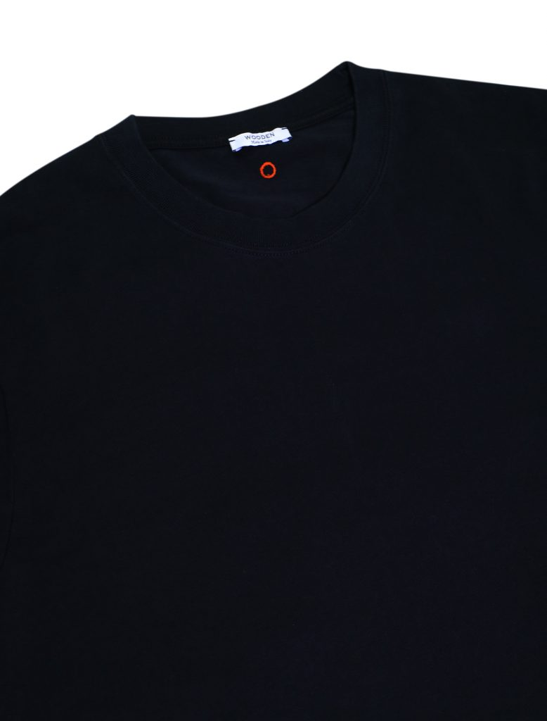 T-Shirt Basic Nera | Wooden Store