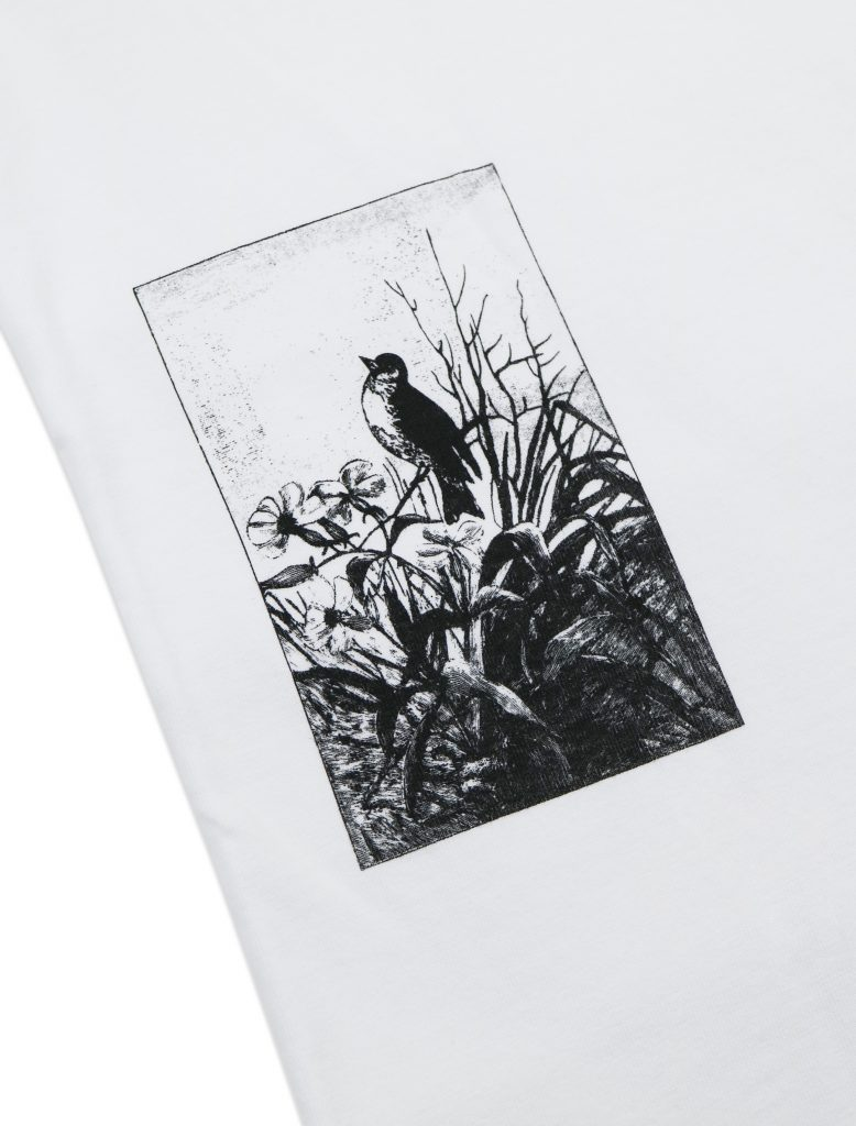 T-Shirt Bird | Wooden Store