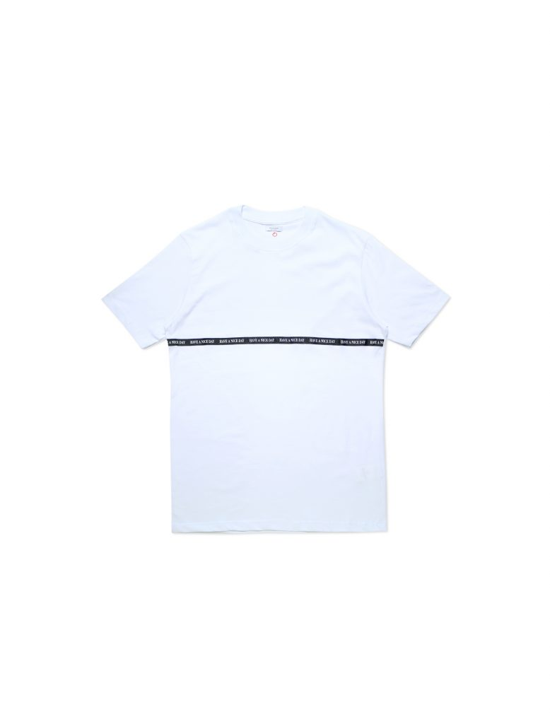 T-Shirt Have A Nice Day Nera | Wooden Store