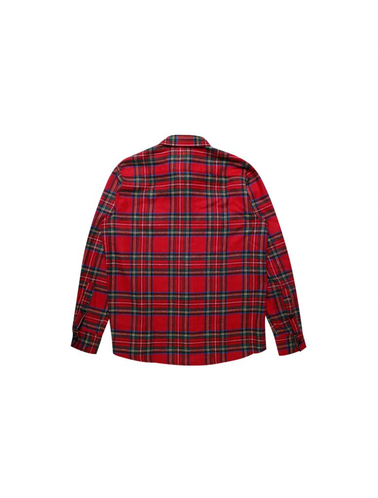 Camicione Red Check | Wooden Store