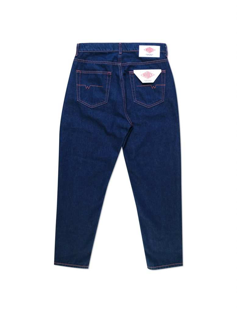 Jeans Replica Raw Peach | Wooden Store