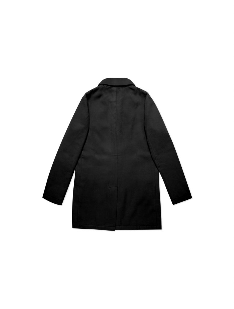 Cappotto Seattle Nero | Wooden Store