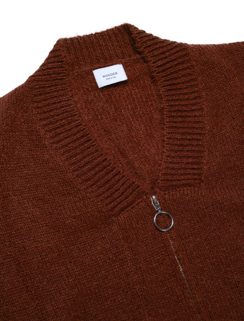 Maglione Cardigan Terra | Wooden Store