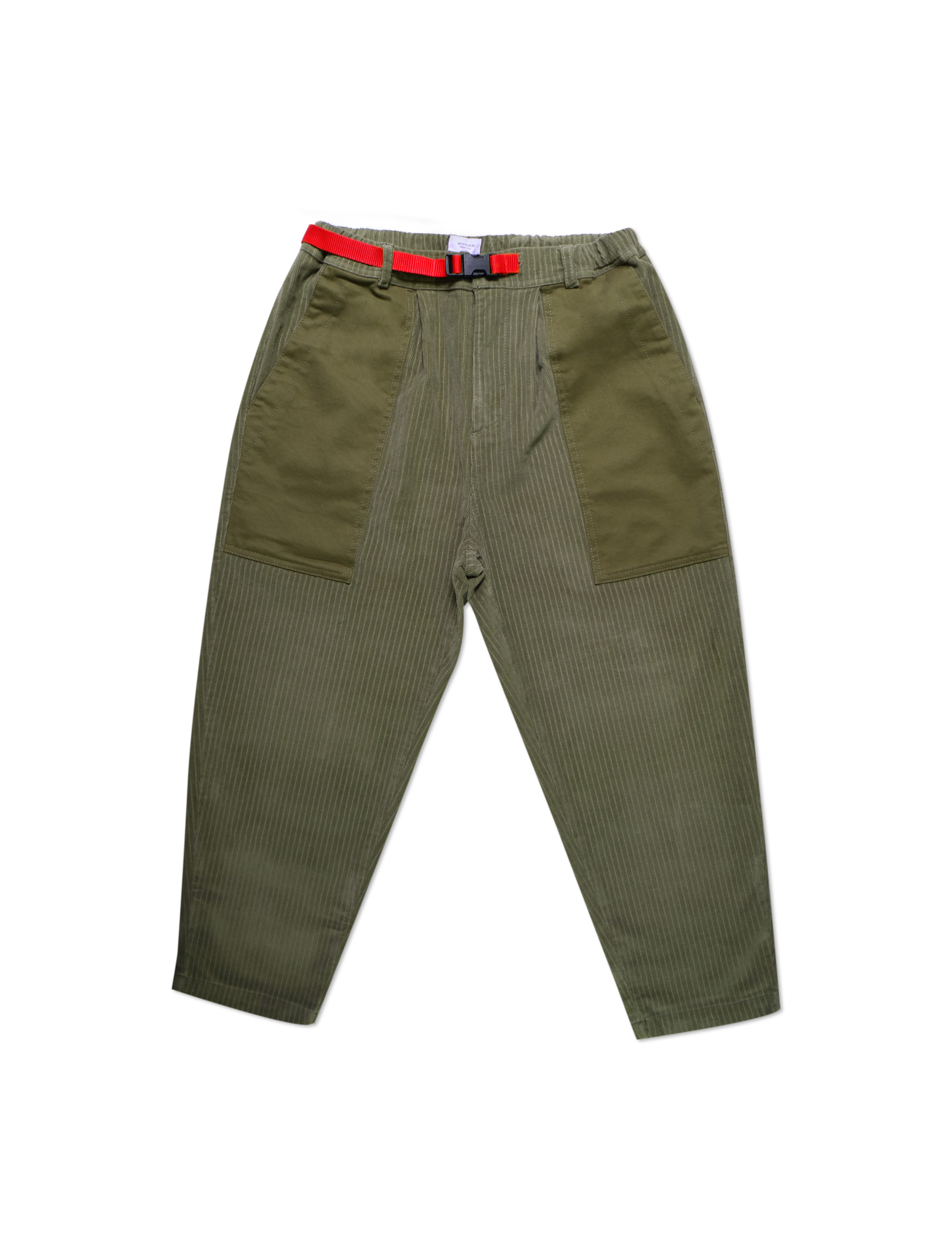 Pantalone Fatigue Camel | Wooden Store