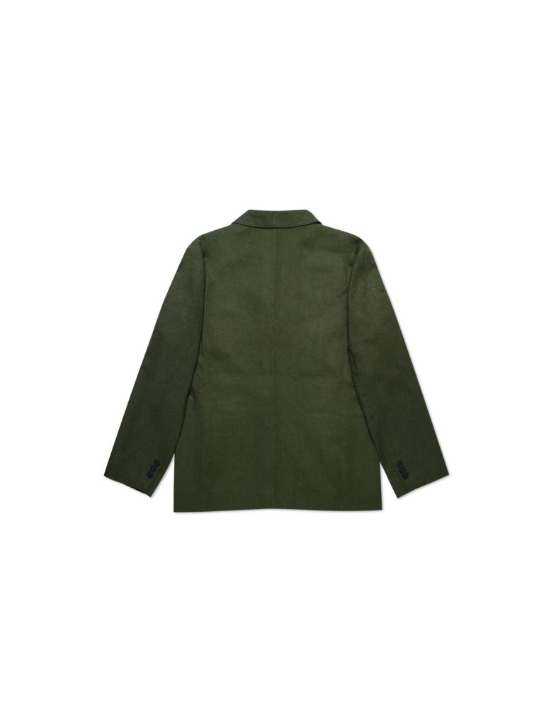 Giacca Lana Militare | Wooden Store