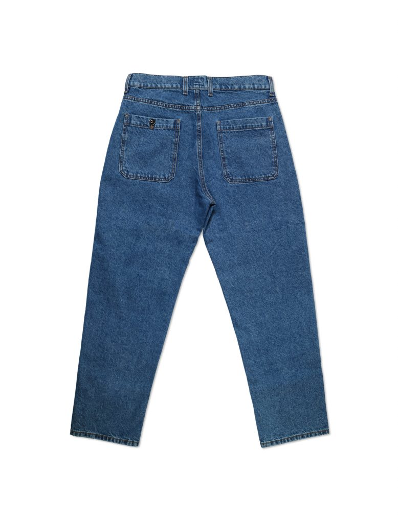 Jeans 1990 Stone Washed | Wooden Store