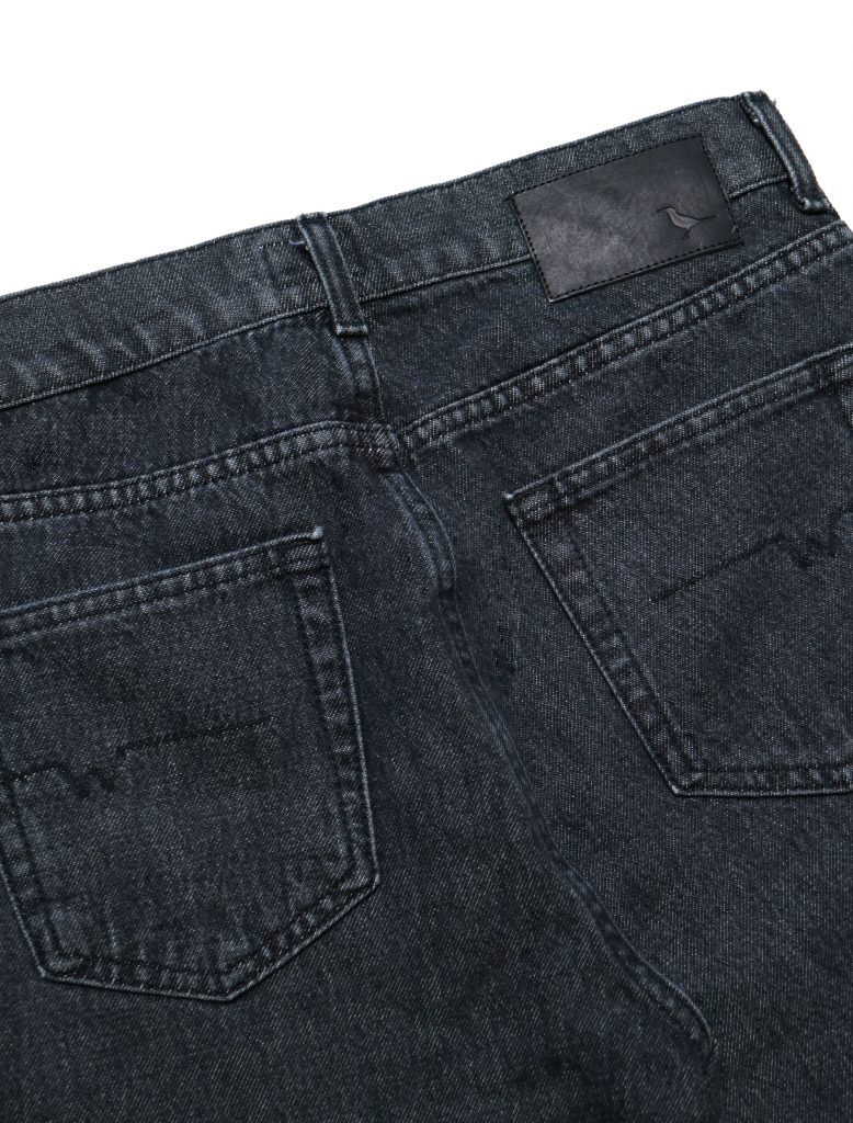 Jeans Original Taped Black | Wooden Store