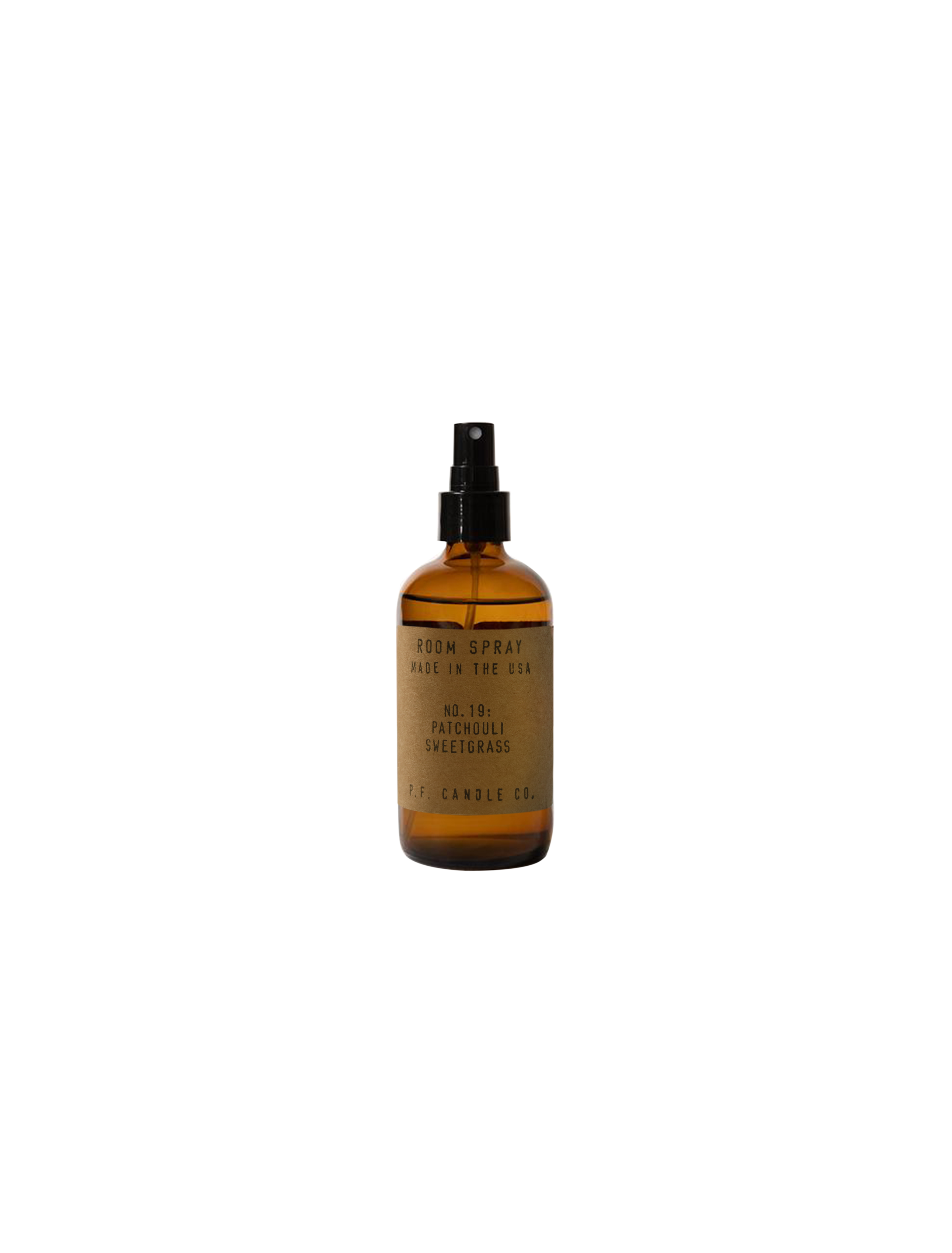 Spray Ambienti Patchouli Sweetgrass | Wooden Store