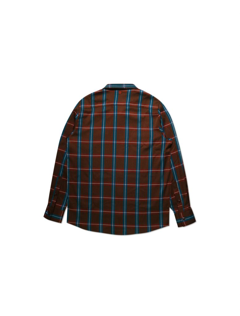 Camicia Rust Check | Wooden Store