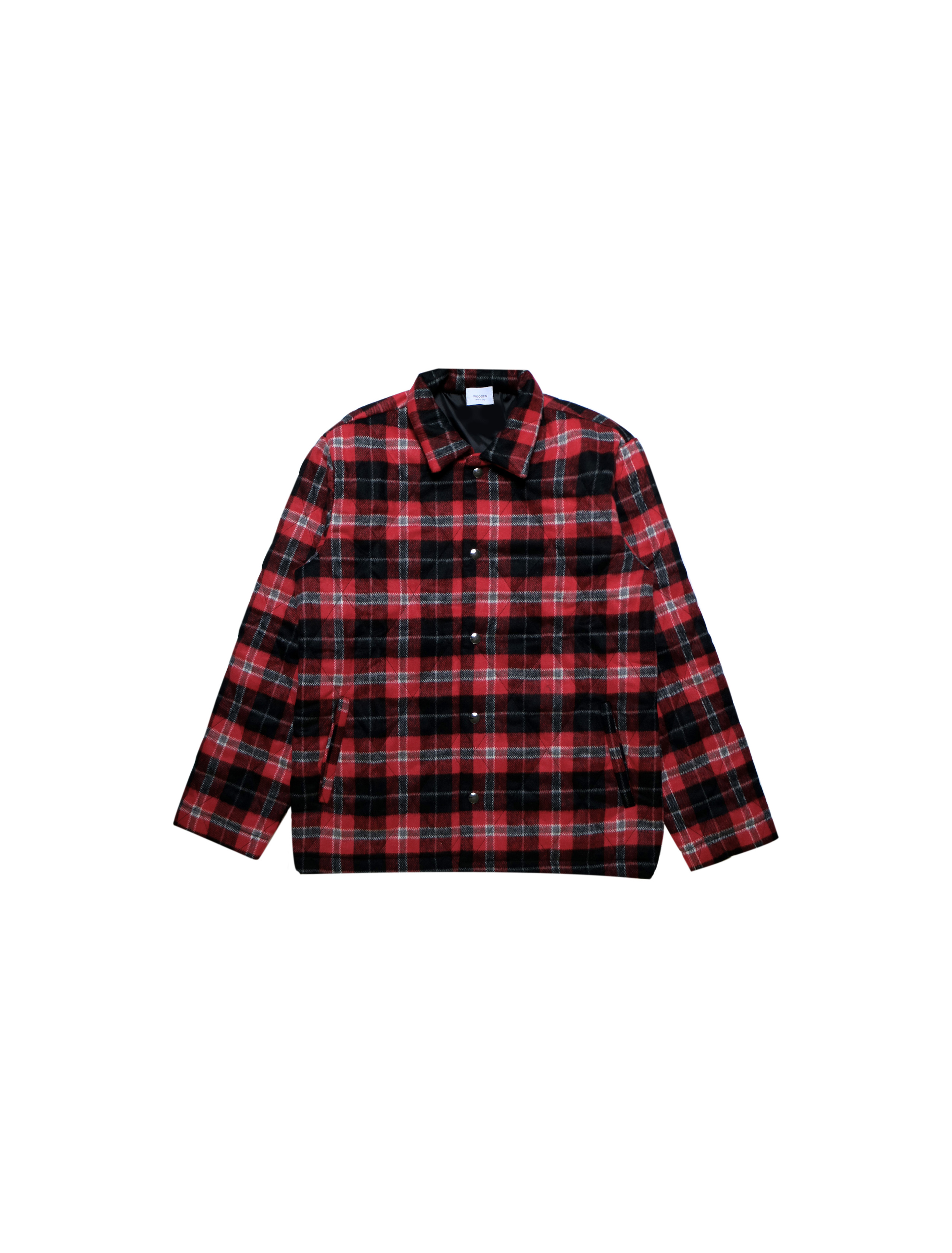 Giacca Denver Red Check | Wooden Store