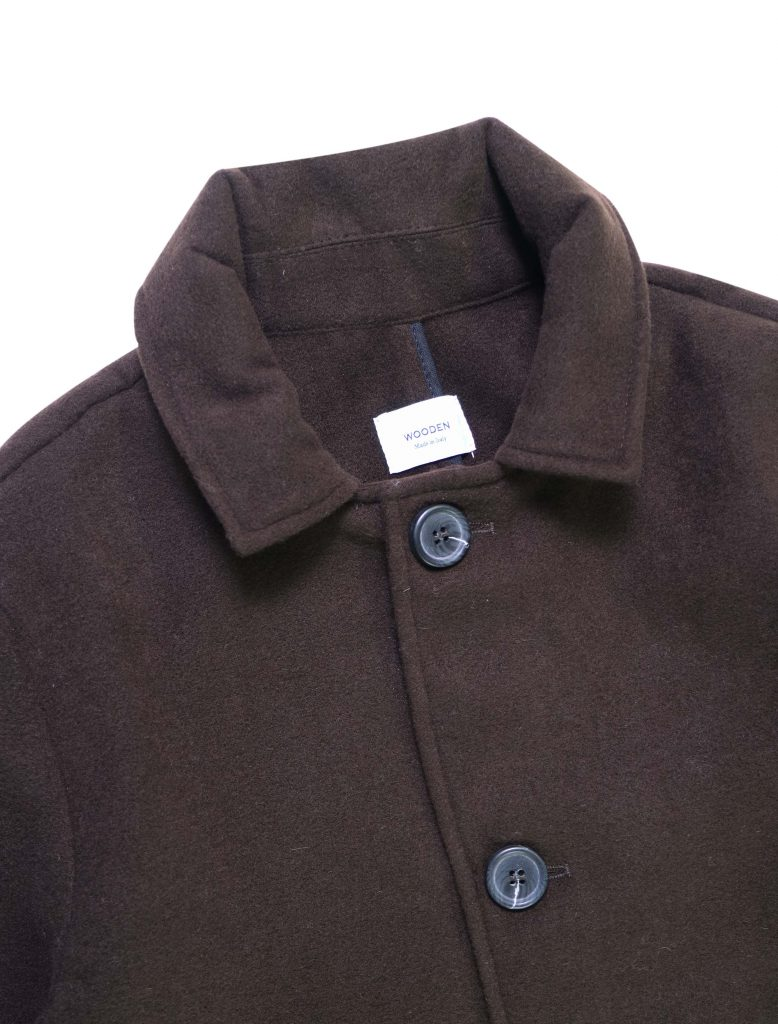 Cappotto Seattle Marrone | Wooden Store