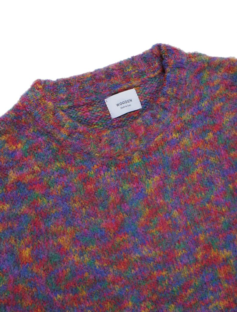 Maglione Mohair Colors | Wooden Store