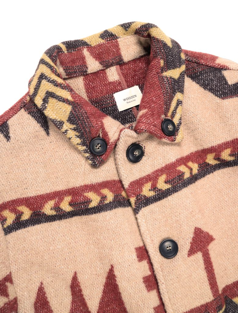 Cappotto Sioux Navajo | Wooden Store