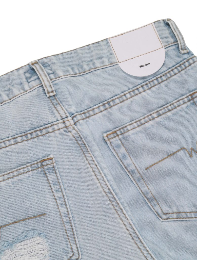 Jeans Original Break Bleach | Wooden Store