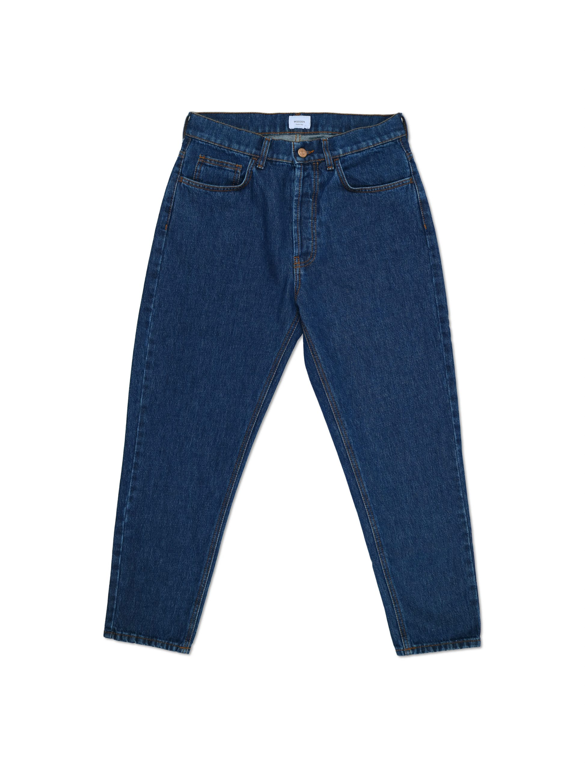 Jeans Replica Blue | Wooden Store