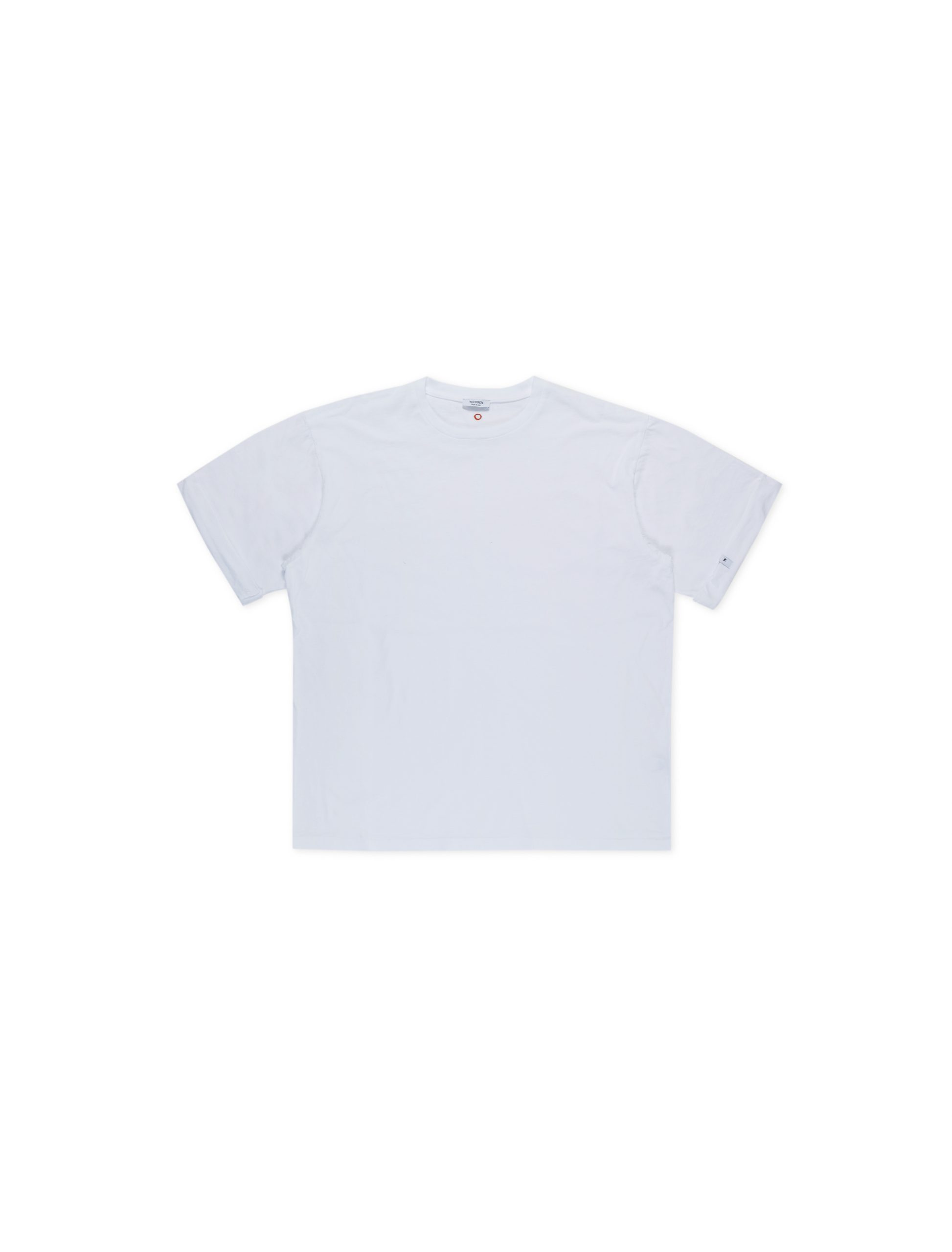 T-Shirt Over Bianca | Wooden Store