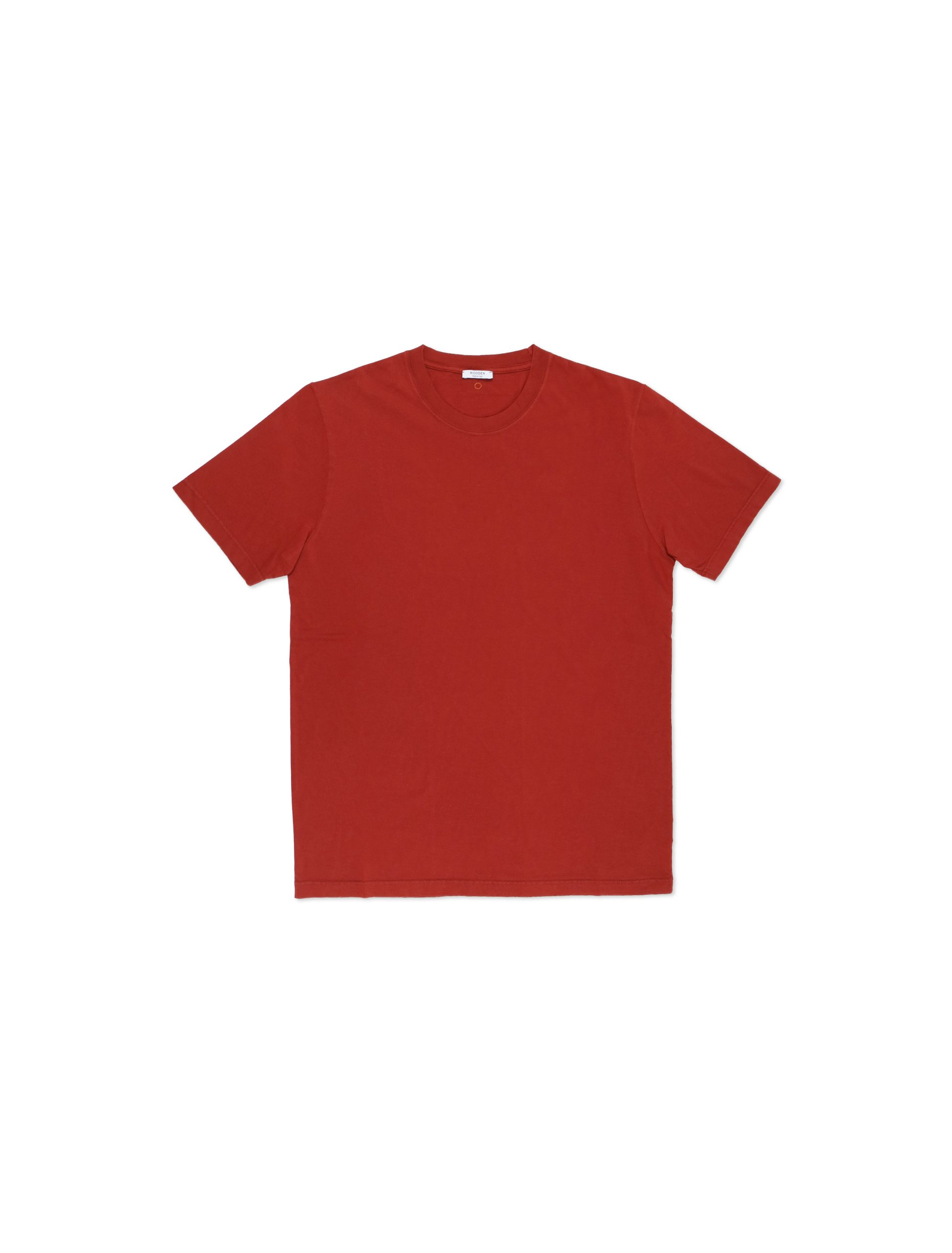 T-Shirt Rust | Wooden Store